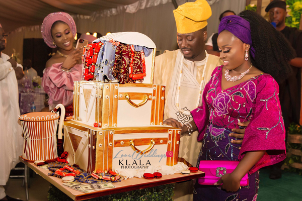 10 Nigerian Wedding Cakes From 2018 Nigerian Weddings