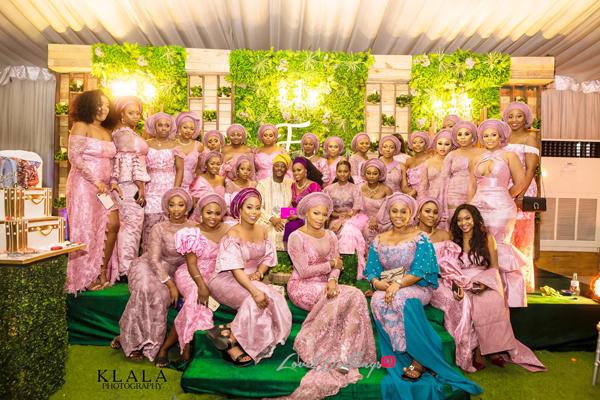 Folake & Ademola's Traditional Wedding was #FAB2018 | Klala Photography