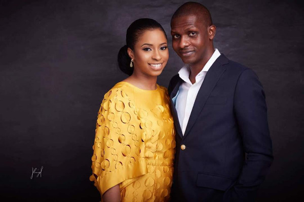 Nigeria's Vice President, Professor Yemi Osinbajo's daughter, Damilola & Oluseun are getting married