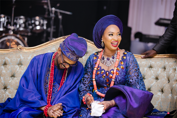 Inside Fatima Ganduje & Abolaji Ajimobi's Amazing White Wedding #Faaji2018 | Wani Olatunde Photography