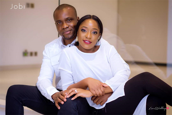 Feranmi & Kunle's Stunning Pre-Wedding Shoot for #FKEverAfter18 | The Wardrobe Manager