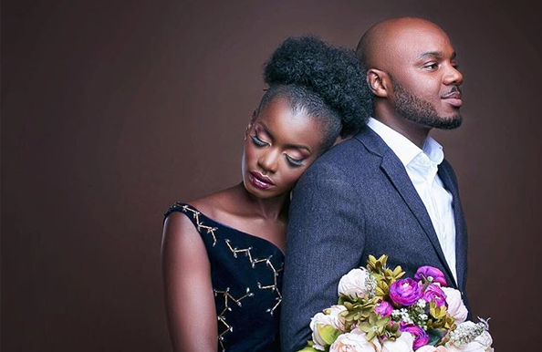 7 Reasons to shoot your Nigerian pre-wedding pictures in a studio