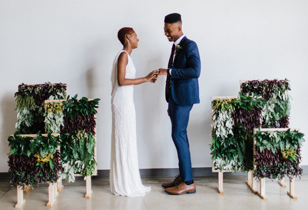 The Luxe Foodie Inspired Wedding Styled Shoot | Bashology Events
