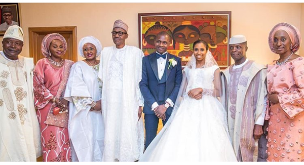 Dami Osinbajo & Seun Bakare's Wedding, Beverly Naya & Adeolu Adefarasin star in 'The Eve' & More | Last Week's Wedding News #22