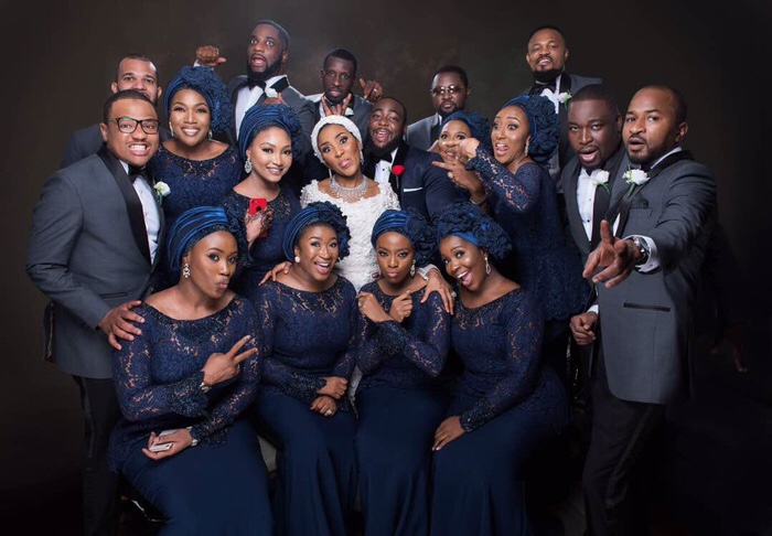 Fatima Aliko Dangote and Jamil Abubakar's Wedding | #Famil2018 The Grand Finale