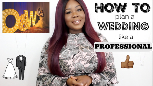 8 tips to help you plan a wedding like a professional | Get Wedding Ready with Wura Manola