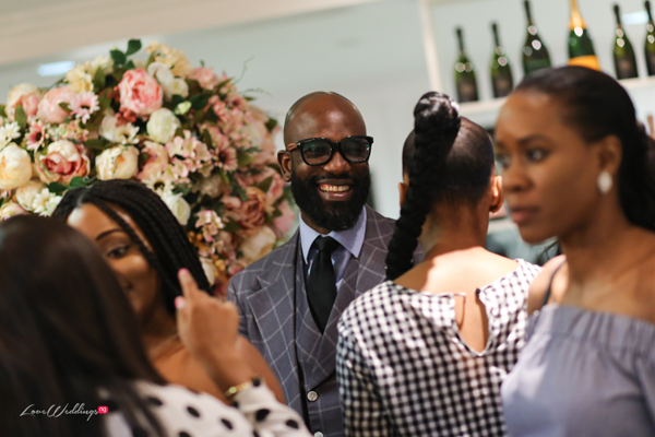 Top Nigerian Wedding Industry Experts attend Lagos Bridal Fashion Week 2018 Press Cocktail | #LagosBFW2018