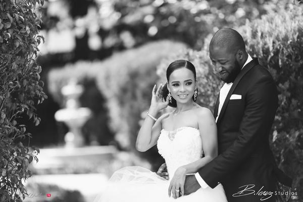 Stephanie Eze & Soji Ogundoyin's Stunning #OGLoveStory Wedding