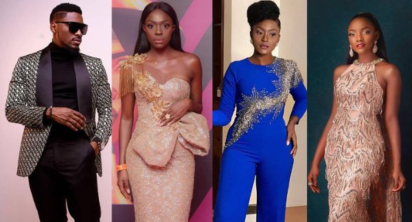 Aisle Worthy looks from the Headies 2018 | #12thHeadies