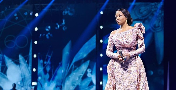 Bonang's Aisle Worthy Looks From the Miss South Africa Pageant