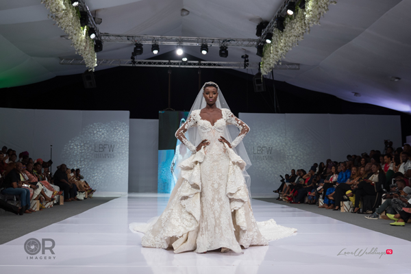 Ese Azenabor at Lagos Bridal Fashion Week 2018 | #LagosBFW2018