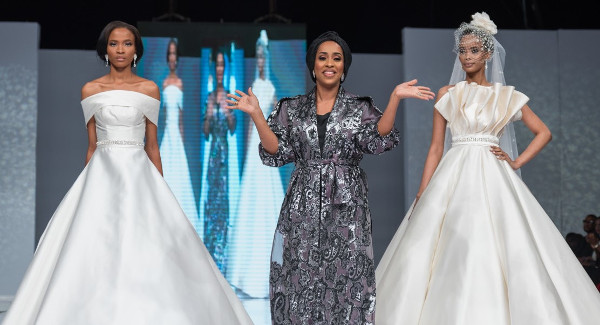 Hudayya at Lagos Bridal Fashion Week 2018 | #LagosBFW2018
