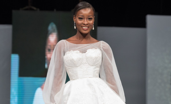 Kosibah at Lagos Bridal Fashion Week 2018 | #LagosBFW2018