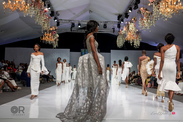 Bibi Lawrence at Lagos Bridal Fashion Week 2018 | #LagosBFW2018