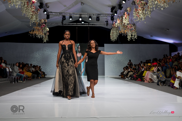 Bridals by Ivy at Lagos Bridal Fashion Week 2018 | #LagosBFW2018