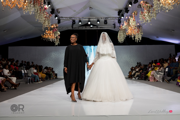 Otumemine at Lagos Bridal Fashion Week 2018 | #LagosBFW2018