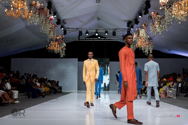 Poosh Bespoke at Lagos Bridal Fashion Week 2018 | #LagosBFW2018