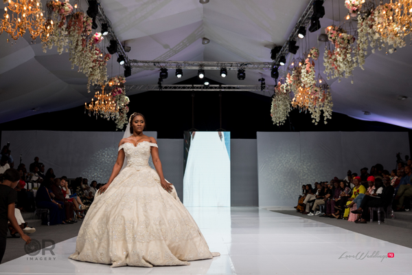 Our top 10 looks from the first-ever Lagos Bridal Fashion Week | Day 1
