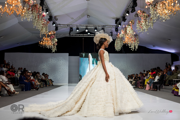 Yemi Shoyemi, Bibi Lawrence, Shadiat Alaso Oke & More Collections at the Lagos Bridal Fashion Week Day 1 | #LagosBFW2018