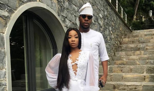 Mo'Cheddah & Prince 'BK' Bukunyi Olateru-Olagbegi say 'I Do'