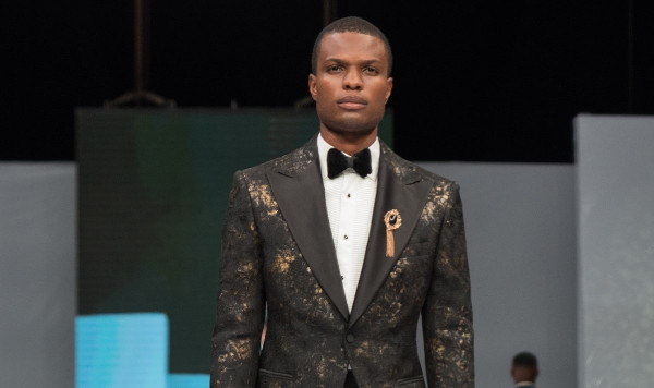 Taryor Gabriels at Lagos Bridal Fashion Week 2018 | #LagosBFW2018
