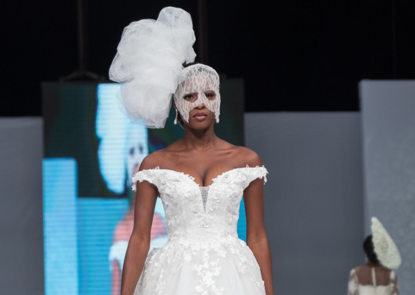 Toju Foyeh at Lagos Bridal Fashion Week 2018 | #LagosBFW2018