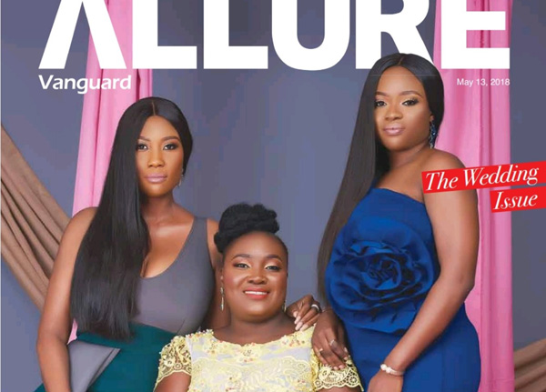 Meet Nigeria's Super Caterers: Culinary Woks, JK Party World and GoldieLux on Vanguard Allure
