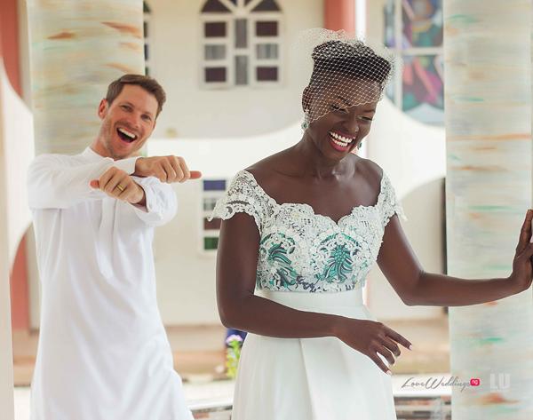 Chidiogo Akunyili & Andrew Parr's Stunning Wedding in Anambra | #ChidAndrew
