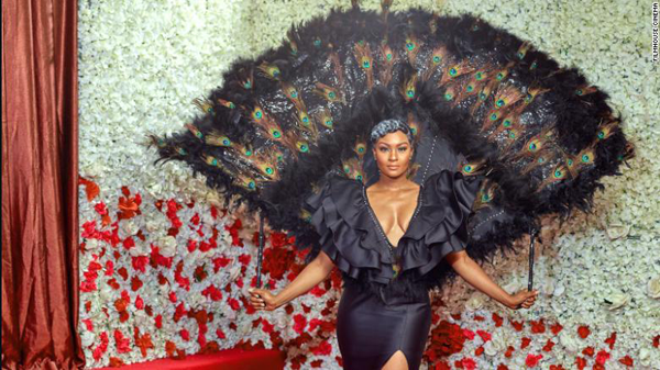 Aisle worthy looks from the MET Gala Themed Oceans 8 Premiere in Lagos