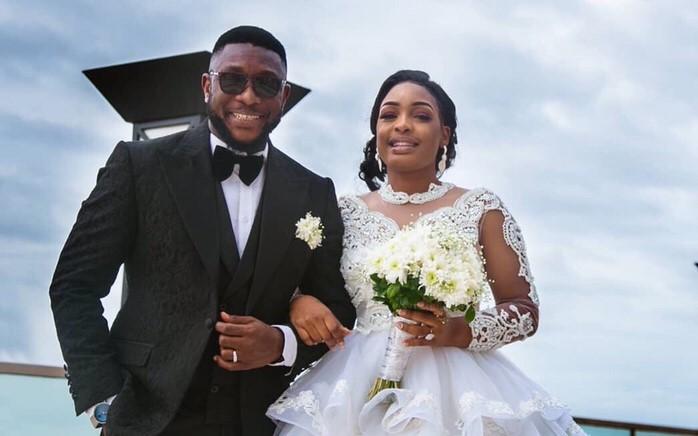 Nollywood actress, Nuella Njubigbo weds Tchidi Chikere in Lagos   #TeeNuel18
