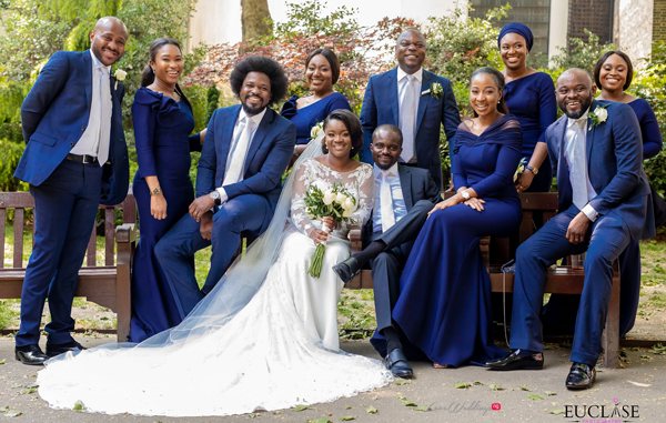 Seun & Ranti's Stylish Nigerian Wedding | #SnR2018