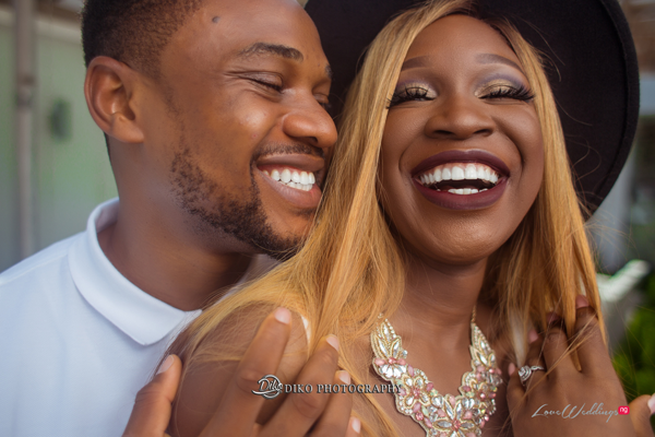 Ugochi & Eze's Stunning Pre-Wedding Shoot at The Wedding Mall | Diko Photography