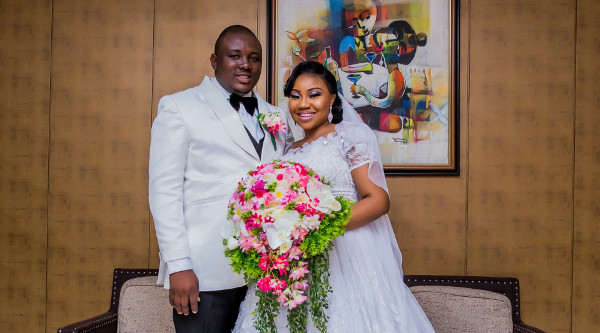 Exclusive: #MeetTheAmbodes: When Governor Ambode's nephew, Damilola got married to Temi | Mo'Amber Concepts