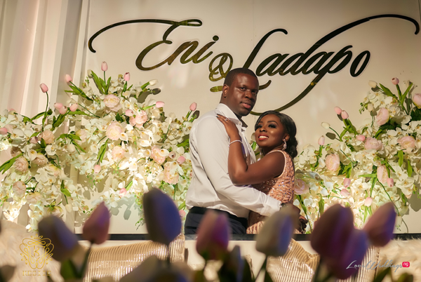 Fate sealed Eni & Ladapo's Ever After Love Story 11 years after they first met | #EGEverAfter