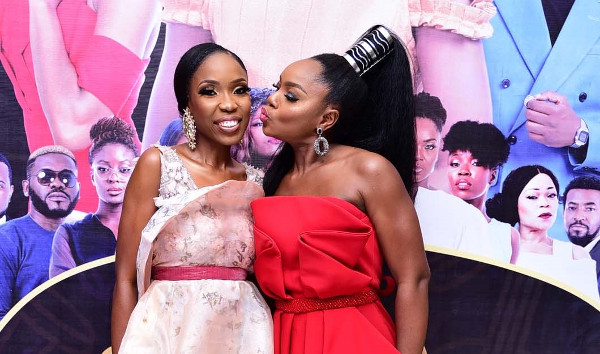 All the aisle worthy fashion from the Premiere of Nollywood movie, Lara And The Beat
