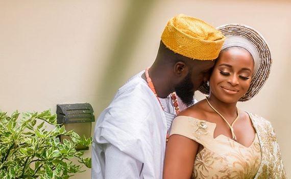 Beauty Influencer & YouTuber, Ronke Raji weds Olabanji Adeola | #RnBLove2018