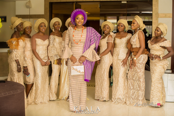 Busayo & Rasaq's Nigerian Wedding | #KRHitch2018