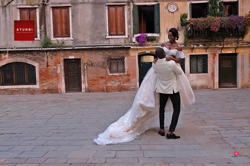 This 'With love from Venice' will get you destination wedding ready