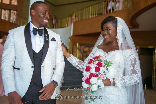 They met in church and now Adaeze & Asuquo are #HappilyEverAndah | Diko Photography