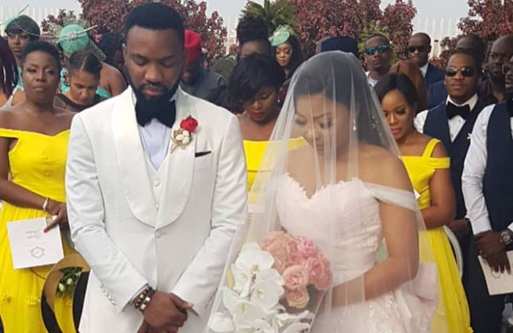 Linda Ejiofor & Ibrahim Suleiman, Rita Dominic's interview, 2 Celeb Anniversaries & More | Last Week's Wedding News