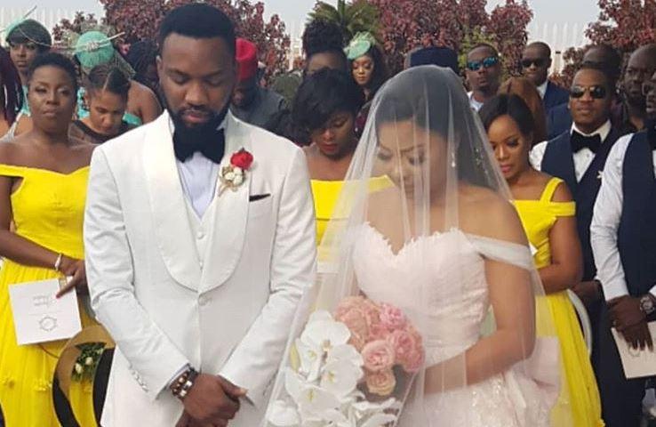 Linda Ejiofor & Ibrahim Suleiman, Rita Dominic's interview, 2 Celeb Anniversaries & More | Last Week's Wedding News