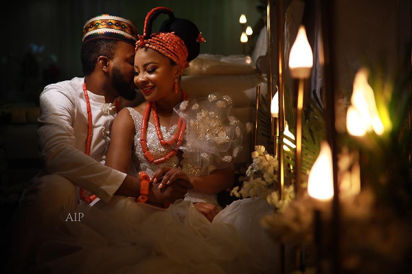 Ihuoma Linda Ejiofor & Ibrahim Suleiman's Traditional Wedding | #ISquared18