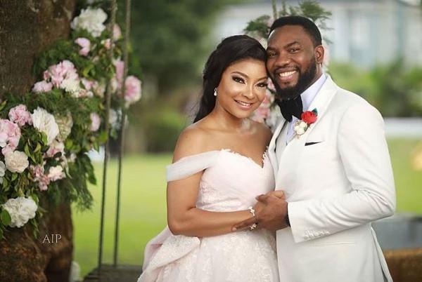 Ihuoma Linda Ejiofor & Ibrahim Suleiman's White Wedding | #ISquared18