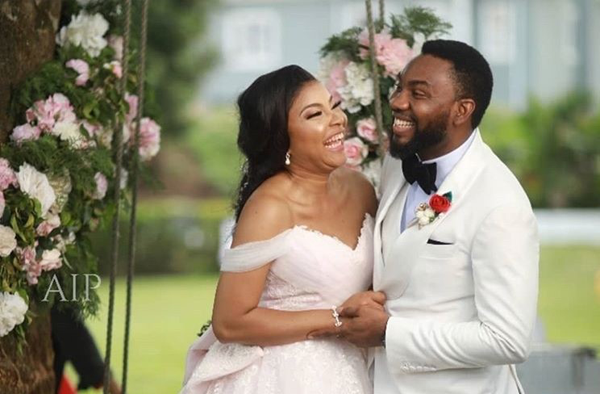 What we loved about Ihuoma Linda Ejiofor and Ibrahim Suleiman's Garden Themed Wedding in Lagos | #ISquared18