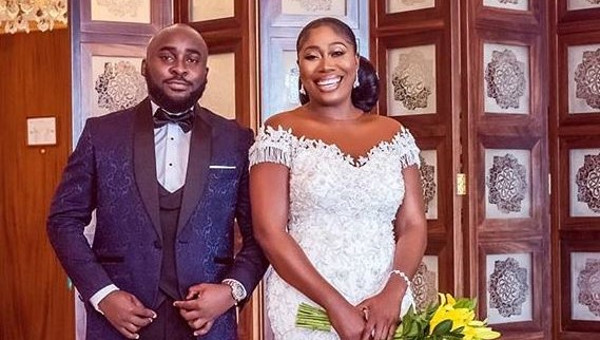 First Photos from Gbemi Olateru-Olagbegi & Femisoro Ajayi's Double Wedding | #TheGFShow