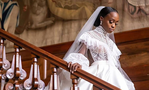 10 Fashion Forward  Brides we spotted in 2018