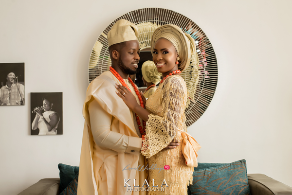 Ore and Dubem's Nigerian Traditional Wedding | #DubZee18