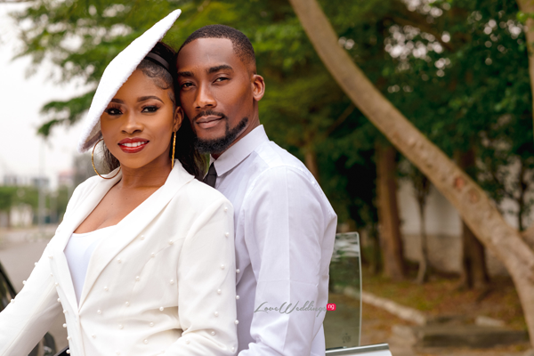 Read Afolabi & Vivienne's cute love story featuring Davido's Dami Duro
