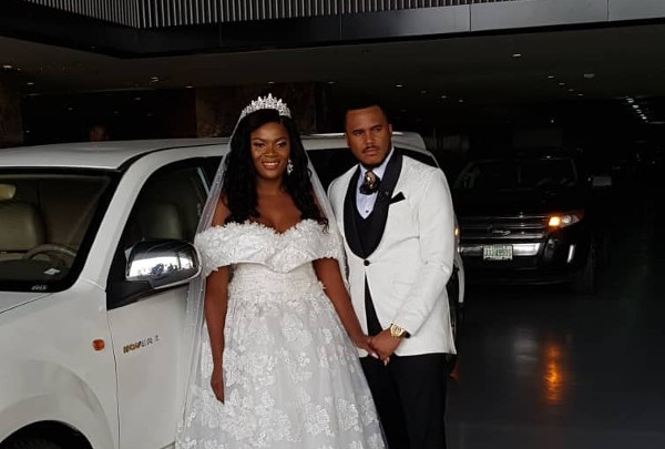 Nollywood actor, Michael Okon weds Kosi Obialor