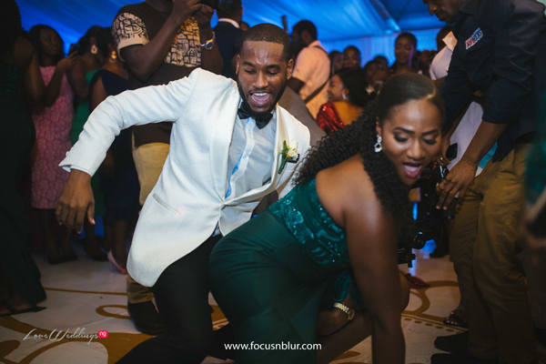 TGIF! Epic Dance Battles at African Weddings